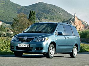 Технические характеристики Mazda MPV