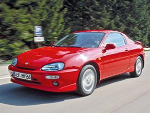 Технические характеристики Mazda MX-3