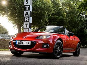 Технические характеристики Mazda MX-5