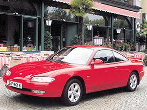 Технические характеристики Mazda MX-6