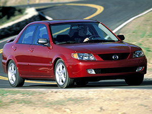 Технические характеристики Mazda Protege