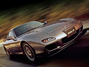 Технические характеристики Mazda RX-7