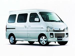 Технические характеристики Mazda Scrum