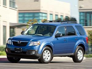 Технические характеристики Mazda Tribute