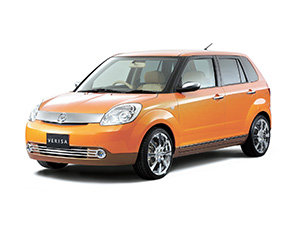 Технические характеристики Mazda Verisa