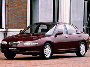 Технические характеристики Mazda Xedos 6