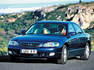 Технические характеристики Mazda Xedos 9