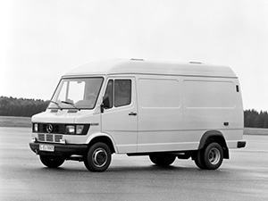 Mercedes-Benz T1 3 дв. фургон 409D