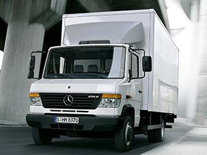 Mercedes-Benz Vario 3 дв. фургон 814 D