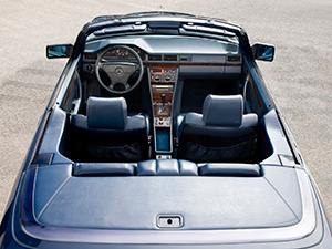 Mercedes-Benz E-class 2 дв. кабриолет 200-serie Cabrio