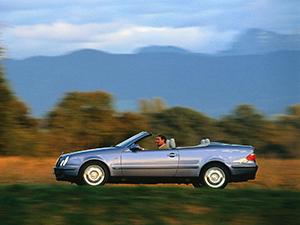 Mercedes-Benz CLK 2 дв. кабриолет A208