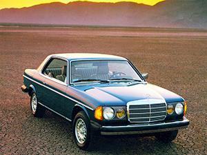 Mercedes-Benz E-class 2 дв. купе C123