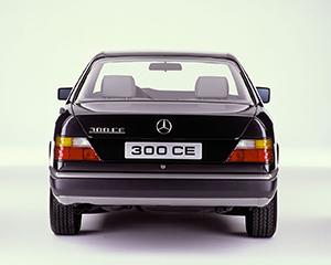 Mercedes-Benz E-class 2 дв. купе C124