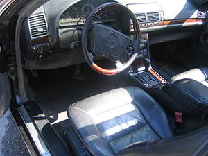 Mercedes-Benz S-class 2 дв. купе C140