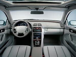 Mercedes-Benz CLK 2 дв. купе C208