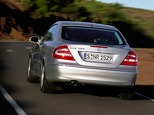 Mercedes-Benz CLK 2 дв. купе C209