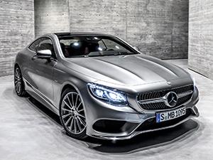 Mercedes-Benz S-class 2 дв. купе C217