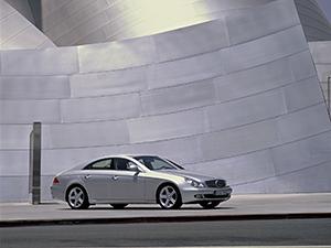 Mercedes-Benz CLS 4 дв. купе CLS