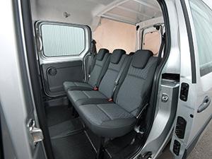 Mercedes-Benz Citan 5 дв. фургон Citan