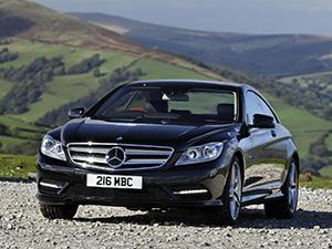 Mercedes-Benz CL 2 дв. купе W218