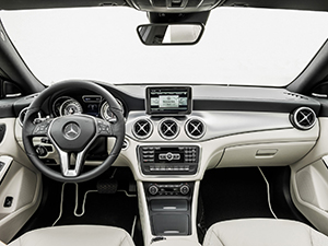 Mercedes-Benz CLA 4 дв. купе CLA