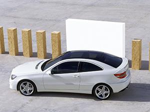 Mercedes-Benz CLC 3 дв. купе W