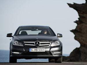 Mercedes-Benz C-class 2 дв. купе Coupe