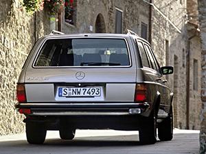 Mercedes-Benz E-class 5 дв. универсал 200-serie Combi (S123)