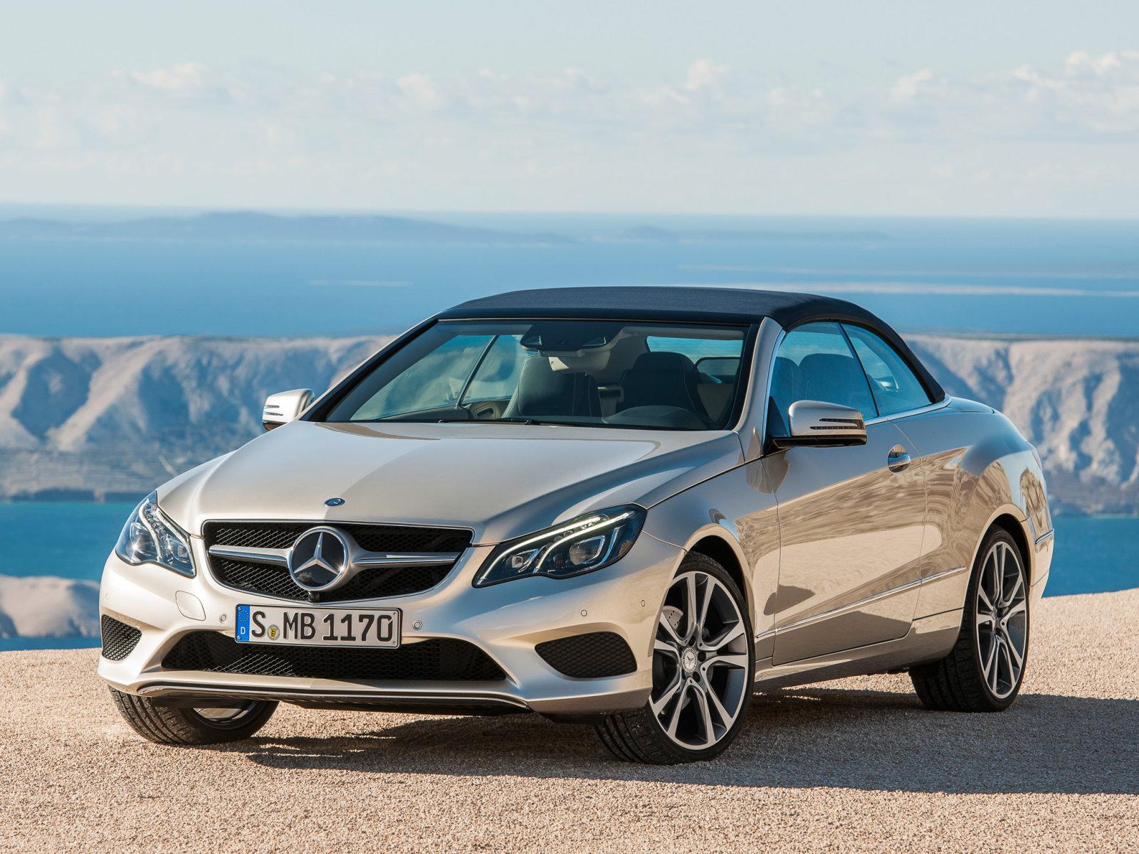 Mercedes benz e for Mercedes benz e class 500
