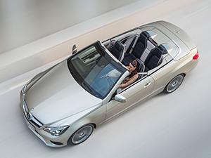Mercedes-Benz E-class 2 дв. кабриолет E-class Cabriolet