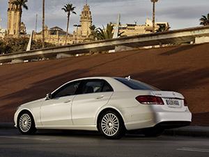 Mercedes-Benz E-class 4 дв. седан W212