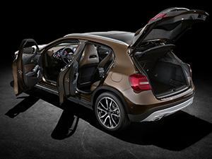 Mercedes-Benz GLA 5 дв. кроссовер X156