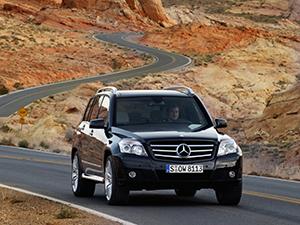 Mercedes-Benz GLK 5 дв. кроссовер GLK
