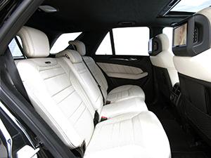 Mercedes-Benz ML 5 дв. внедорожник ML