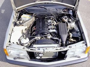 Mercedes-Benz 190 4 дв. седан 190