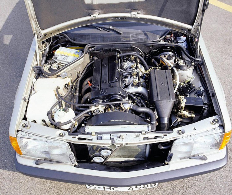 Двигатель мерседес 190 е