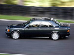 Mercedes-Benz 190 4 дв. седан 190 (W201)