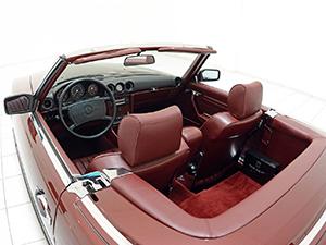 Mercedes-Benz SL 2 дв. кабриолет R107