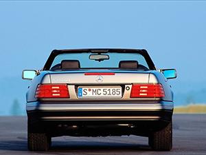 Mercedes-Benz SL 2 дв. кабриолет R129