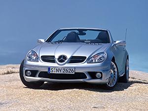 Mercedes-Benz SLK 2 дв. кабриолет R171