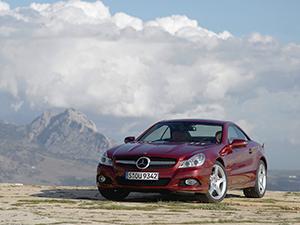 Mercedes-Benz SL 2 дв. кабриолет R230