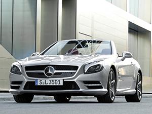 Mercedes-Benz SL 2 дв. кабриолет R231