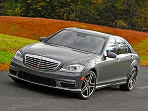 Mercedes-Benz S-class 4 дв. седан S-класс