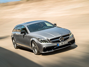 Mercedes-Benz CLS 5 дв. универсал Shooting Brake