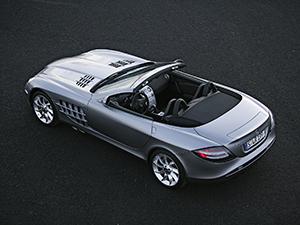 Mercedes-Benz SLR 2 дв. кабриолет SLR McLaren