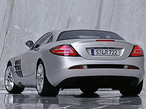 Mercedes-Benz SLR 2 дв. купе SLR McLaren (C199)