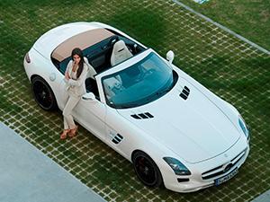 Mercedes-Benz SLS 2 дв. родстер SLS AMG