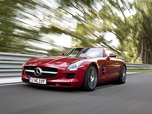 Mercedes-Benz SLS 2 дв. купе SLS AMG (C197)