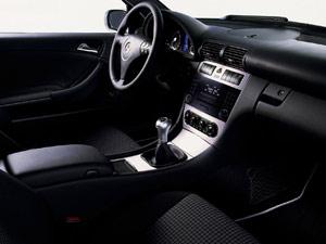 Mercedes-Benz C-class 3 дв. купе Sport Coupe (CL203)