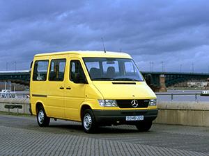 Mercedes-Benz Sprinter 4 дв. микроавтобус Sprinter (901)